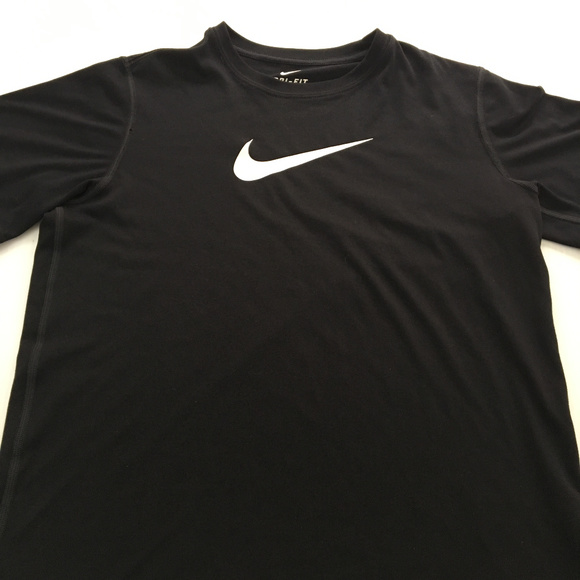 482caf687 Nike Tops | Dri Fit Tee Gym Active T Shirt L Athlete L | Poshmark